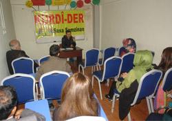 Şemdinli'de Kürt Dil Bayramı etkinliği