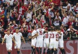 Uefa Avrupa Ligi Kupası Yine Sevilla'nın