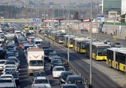 İstanbullular dikkat! Bu yollar 24 Mayıs'a kadar trafiğe kapalı