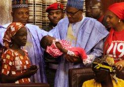 Boko Haram'ın elindeki 97 kadın ve çocuk kurtarıldı