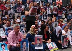 Cumartesi Anneleri: Devlet insanlık suçları işlemeye devam ediyor