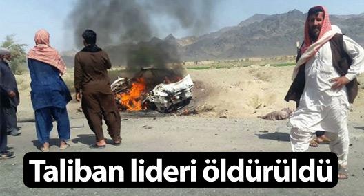 Afgan istihbaratı doğruladı: Taliban lideri Mansur öldürüldü