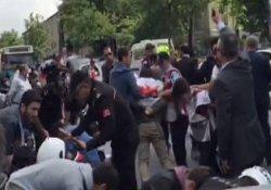 Zirve protestocularına gözaltı