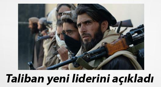 Taliban yeni liderini açıkladı