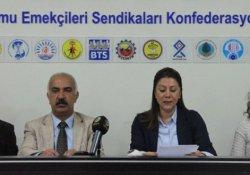 KESK: Son üç ayda 16 bin 646 emekçiye soruşturma açıldı