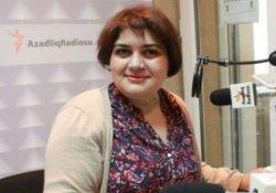 Gazeteci Khadija Ismayilova serbest