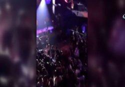 ABD'de konser sırasında saldırı: 1 ölü