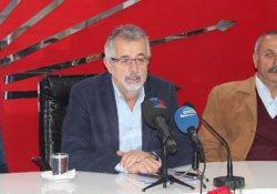 CHP ilçe başkanı ve yönetimi istifa etti