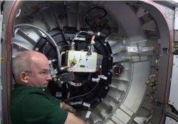 Uzay istasyonuna şişme oda projesi başarısız oldu