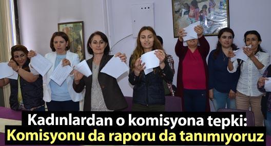 Kadınlardan 'Boşanma Komisyonu' tepkisi: