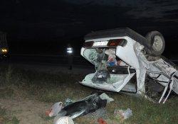 Tarsus'ta kaza: 1 çocuk öldü