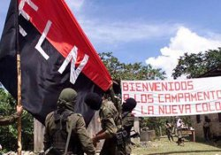 ELN gerillaları kaçırdıkları gazetecileri serbest bıraktı