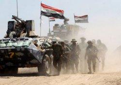 Felluce operasyonu sürüyor: IŞİD'in tünelleri bulundu