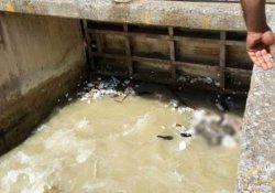 Van'da suyun içinde bir erkek cenazesi bulundu