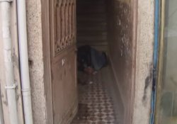 Beyoğlu'nda apartmanda ceset şoku