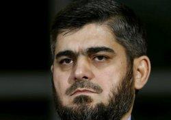 Suriyeli muhalif başmüzakereci istifa etti