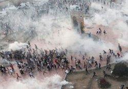 HDP: Dün Gezi'de saldıranlar bugün Kürt coğrafyasında insanlık suçu işliyor