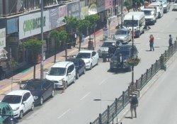 Van'da Şüpheli Paket Alarmı