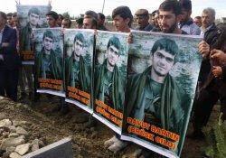 PKK'li Bartın toprağa verildi