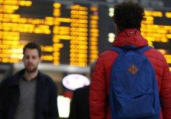 Fransa'da Euro 2016 öncesi ulaşım kaosu