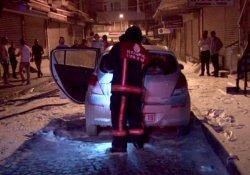 İstanbul'da 3 araç ateşe verildi