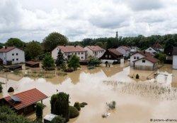 Almanya'da sel felaketi: 6 ölü