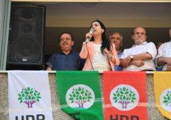 Yüksekdağ: HDP halkların mevzisidir