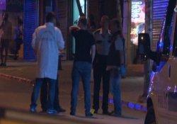İzmir'de bombalar art arda patladı