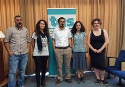 TGS İstanbul Şubesi yeni yönetimi seçti