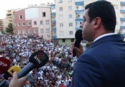 Demirtaş: Milliyetçiliği güçlendirmek için Kürt düşmanlığı yaratılıyor