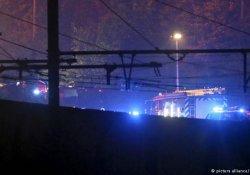 Belçika'da tren kazası: 3 ölü