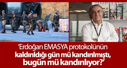 EMASYA tartışmaları: 'Erdoğan o gün mü kandırılmıştı, bugün mü kandırılıyor?'