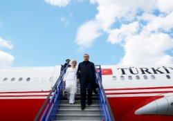 Erdoğan, Muhammed Ali'nin cenaze töreni için ABD'de