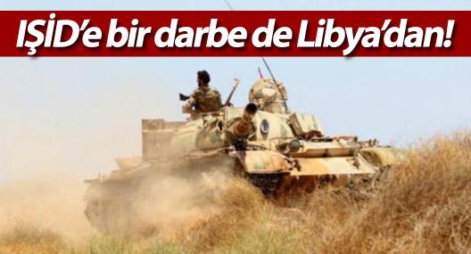 Sirte limanı 'IŞİD'den geri alındı'