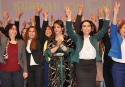 HDP Kadın Meclisi: Erkek egemen sisteminize biat etmeyeceğiz