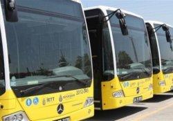 Rami-Taksim arası otobüs seferleri başlıyor