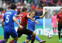 Türkiye EURO 2016'ya yenilgiyle başladı