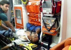 Oto yıkamacıya silahlı baskın: 2 yaralı
