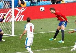 Euro 2016: İspanya-Çek Cumhuriyeti: 1-0