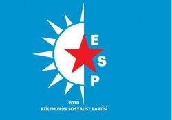 ESP: Gözaltılar ile 'Suruç için adalet' kampanyamız hedef alınıyor