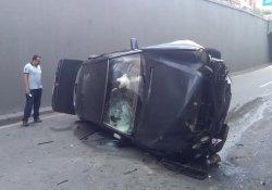 Ankara'da feci kaza: 3 yaralı