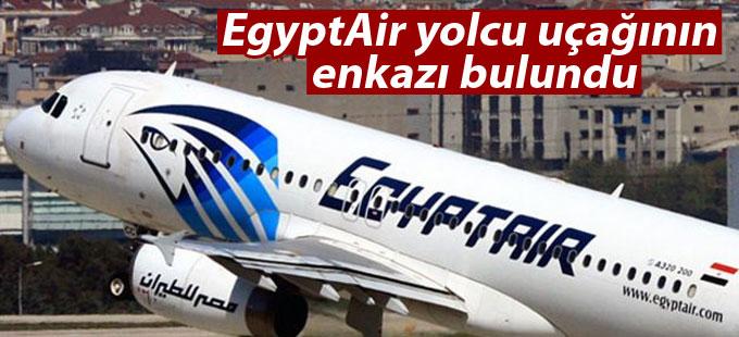 EgyptAir yolcu uçağının enkazı bulundu