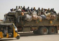 Nijer: 34 göçmen çölde 'susuzluktan öldü'