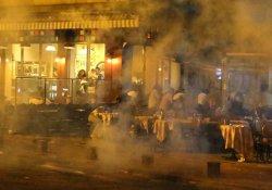 Firuzağa'da polis müdahalesi