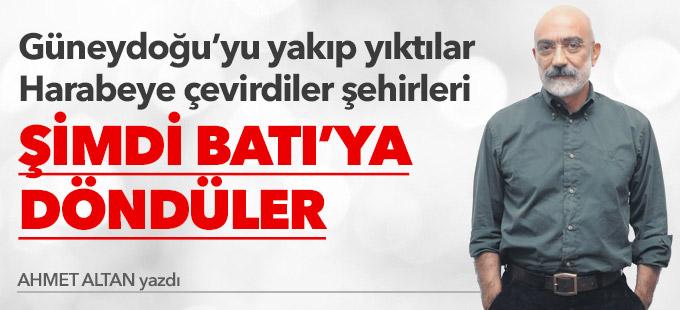 Ahmet Altan: Kürtlerin yaşadıklarına aldırmayanlar...