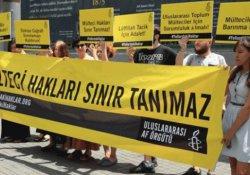 Af Örgütü: Uygulanmayan 'açık kapı' politikası hayata geçirilsin