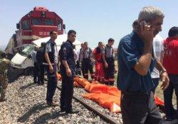 9 kişinin öldüğü tren kazasıyla ilgili flaş gelişme