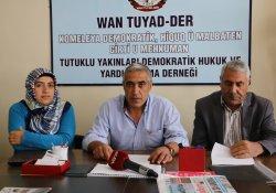 'Siyasi tutsaklar yaralı halde cezaevine konuluyor'