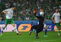 İrlanda, İtalya'yı yendi; Türkiye Euro 2016'ya veda etti