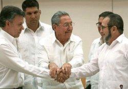 Kolombiya'da ateşkes imzalanacak